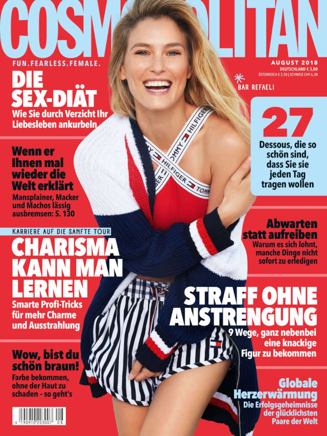 Cosmopolitan bei Lady Angelina